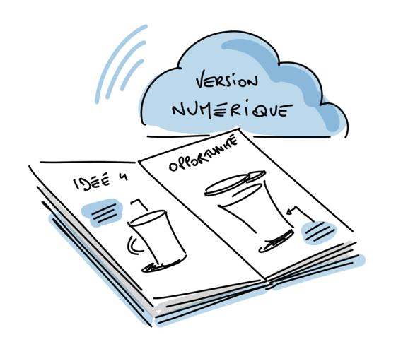 illustration facilitation graphique distanciel