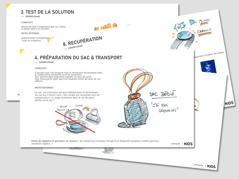 illustration étude d'usage design